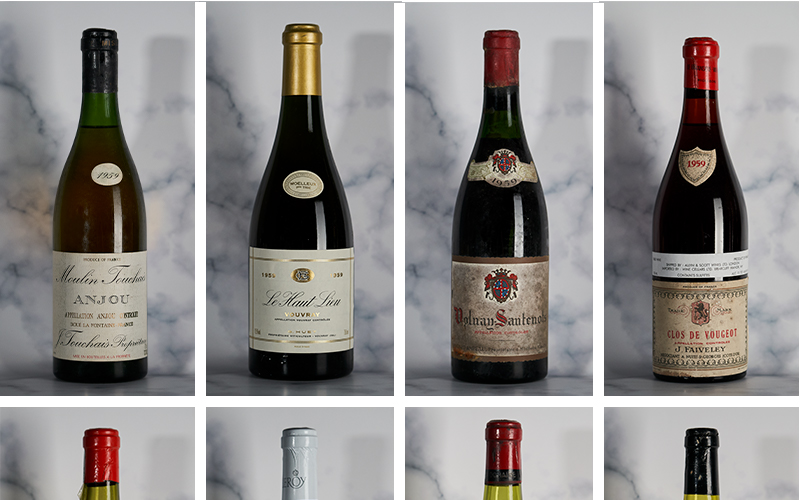 1959 Fine Wine Dinner - 60 Years On