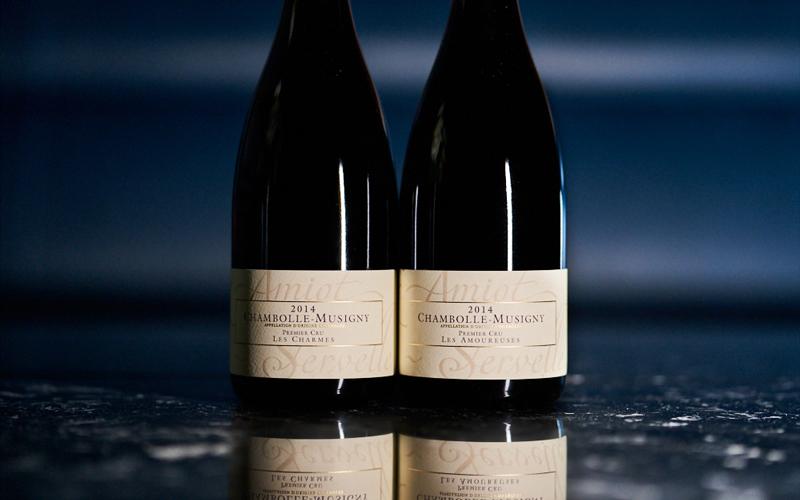 2020 BURGHOUND SYMPOSIUM SHANGHAI: GROWER Dinner: Domaine Amiot-Servelle -  Chambolle-Musigny 1er Cru 'Les Amoureuses' & 'Les Charmes'