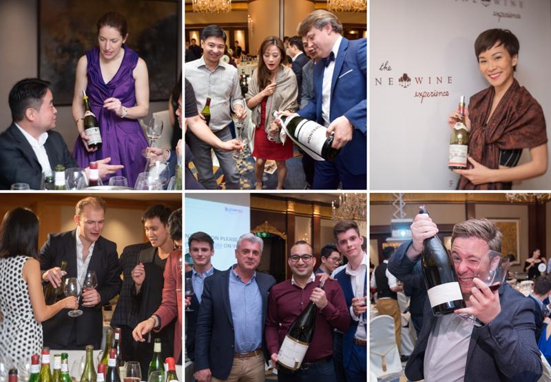 2020 BURGHOUND SYMPOSIUM Shanghai 'Paulée-Style' Gala Dinner