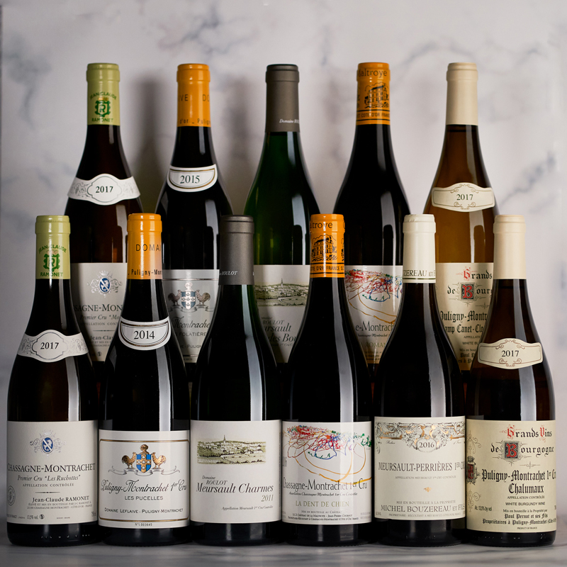 2020 BURGHOUND SYMPOSIUM HONG KONG: Masterclass:  Understanding Meursault, Puligny-Montrachet &  Chassagne-Montrachet And What Makes Each Unique