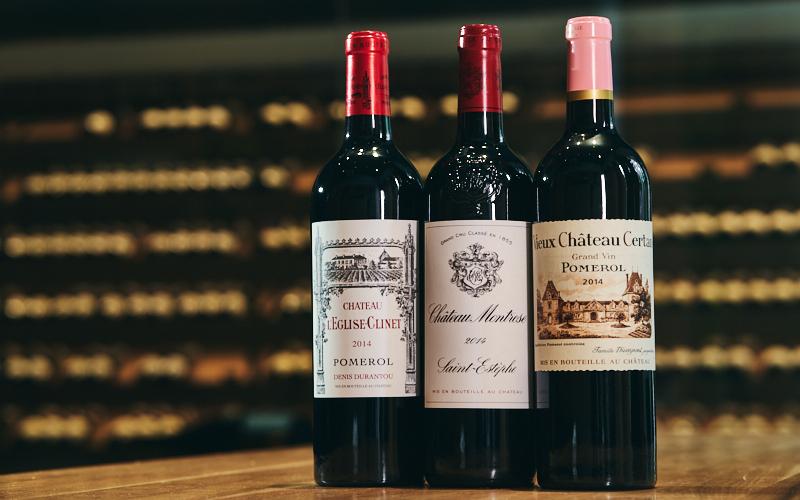2014 Bordeaux Retrospective Tasting