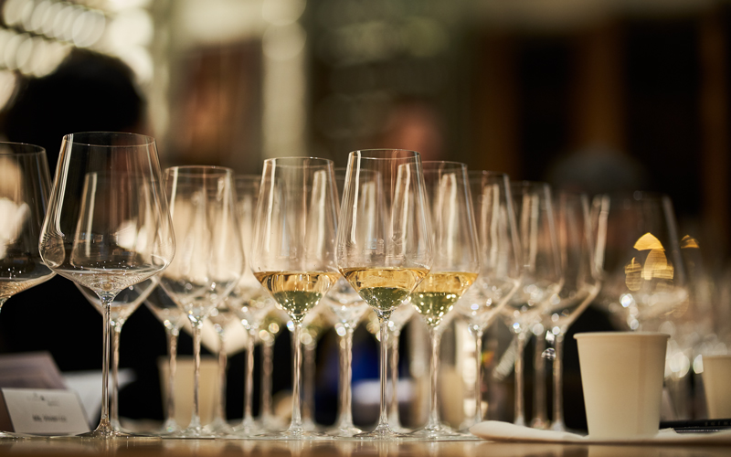 Blind Tasting: Anything But Chardonnay