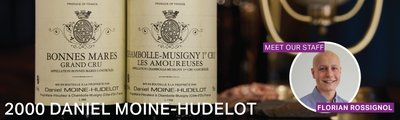 Fine Wine Friday: 2000 Daniel Moine-Hudelot