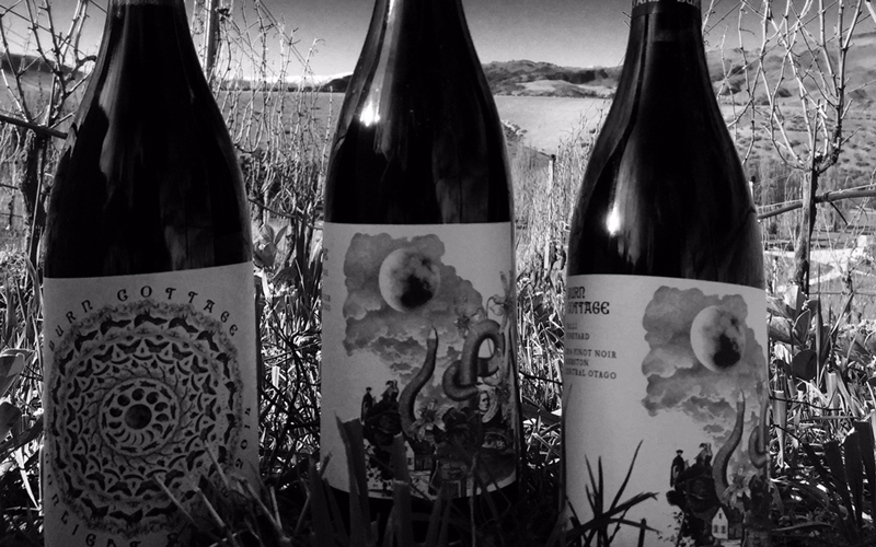 Burn Cottage - star NZ Pinot Noir dinner at Lai Bun Fu  Tuesday, 22nd May