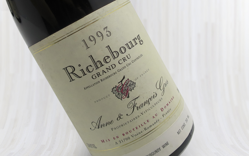 2018 BURGHOUND SYMPOSIUM SHANGHAI - 1993 Burgundy - 25 Years On Wine Dinner with Allen Meadows (DAY 1)