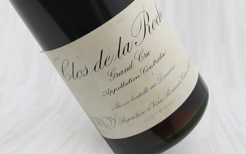 2018 BURGHOUND SYMPOSIUM HONG KONG  - Clos de la Roche Grand Cru vs Clos St-Denis Grand Cru Wine Dinner with Allen Meadows (DAY 1)