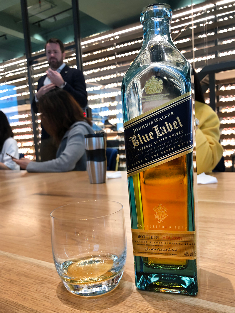 Whisky Tasting with Special Guest Drew Mills, Head of Brand Education for MHD Hong Kong