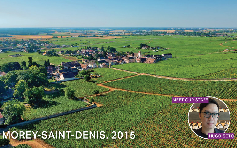 Fine Wine Friday: Morey-Saint-Denis, 2015