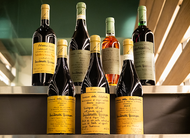 The Legend of Giuseppe Quintarelli – Wine Dinner at La Rambla, Thursday 16th May, 7pm