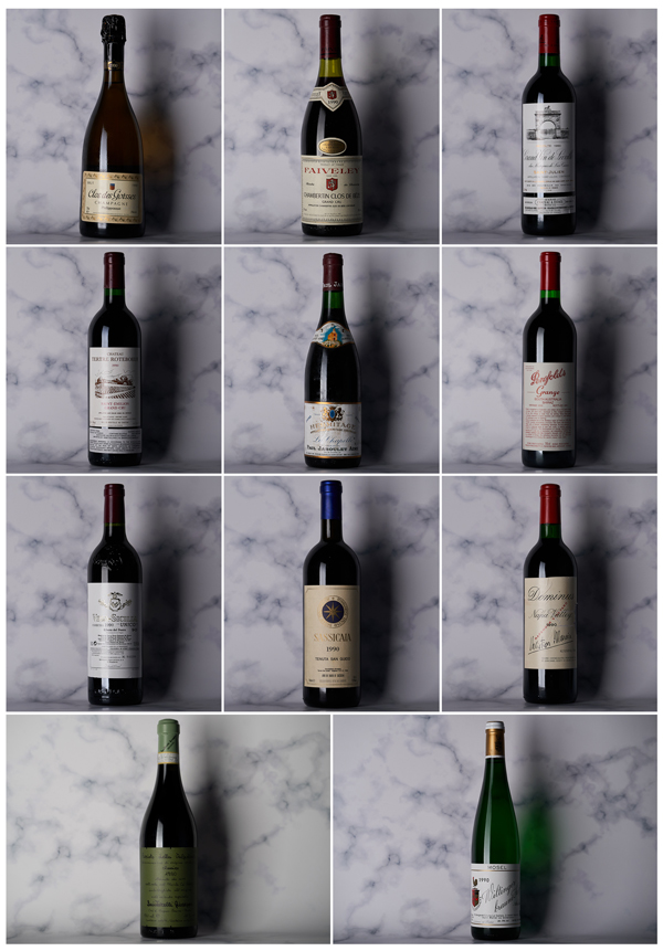 Beijing | Around the World: 1990s Wine Dinner