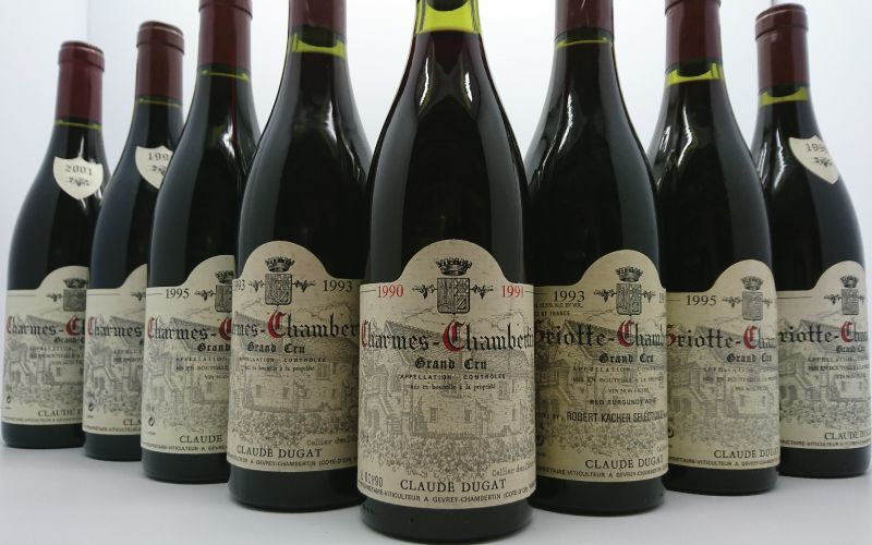 Domaine Claude Dugat Charmes-Chambertin / Griotte-Chambertin Dinner