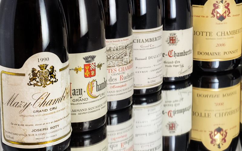 2019 BURGHOUND SYMPOSIUM HONG KONG: Wine Dinner: The Three Tenors of Gevrey:  Griotte-Chambertin, Ruchottes-Chambertin & Mazis-Chambertin with special guest: Allen Meadows