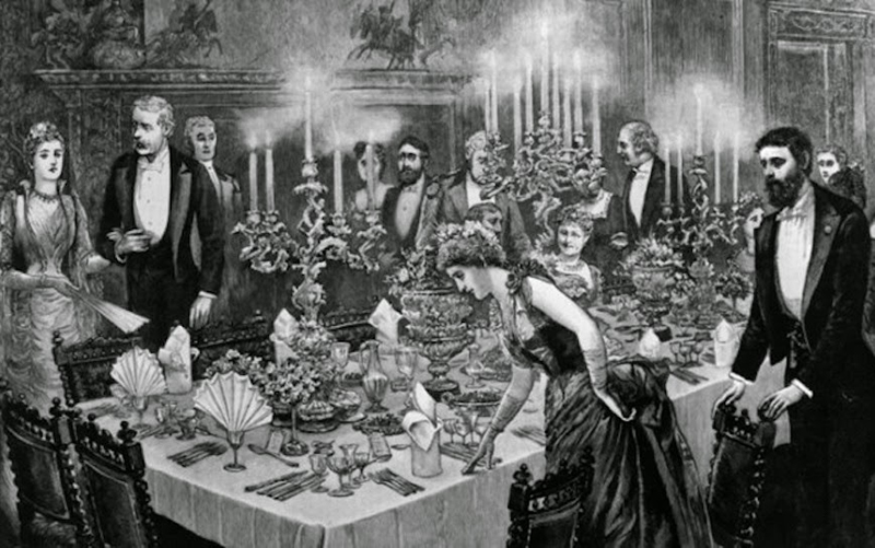 19th Century Wines Dinner - yes, you read that correctly.